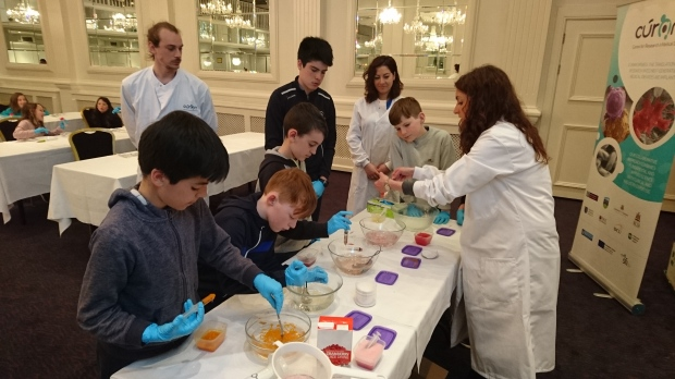 Molecular gastronomy workshop - Eugenia